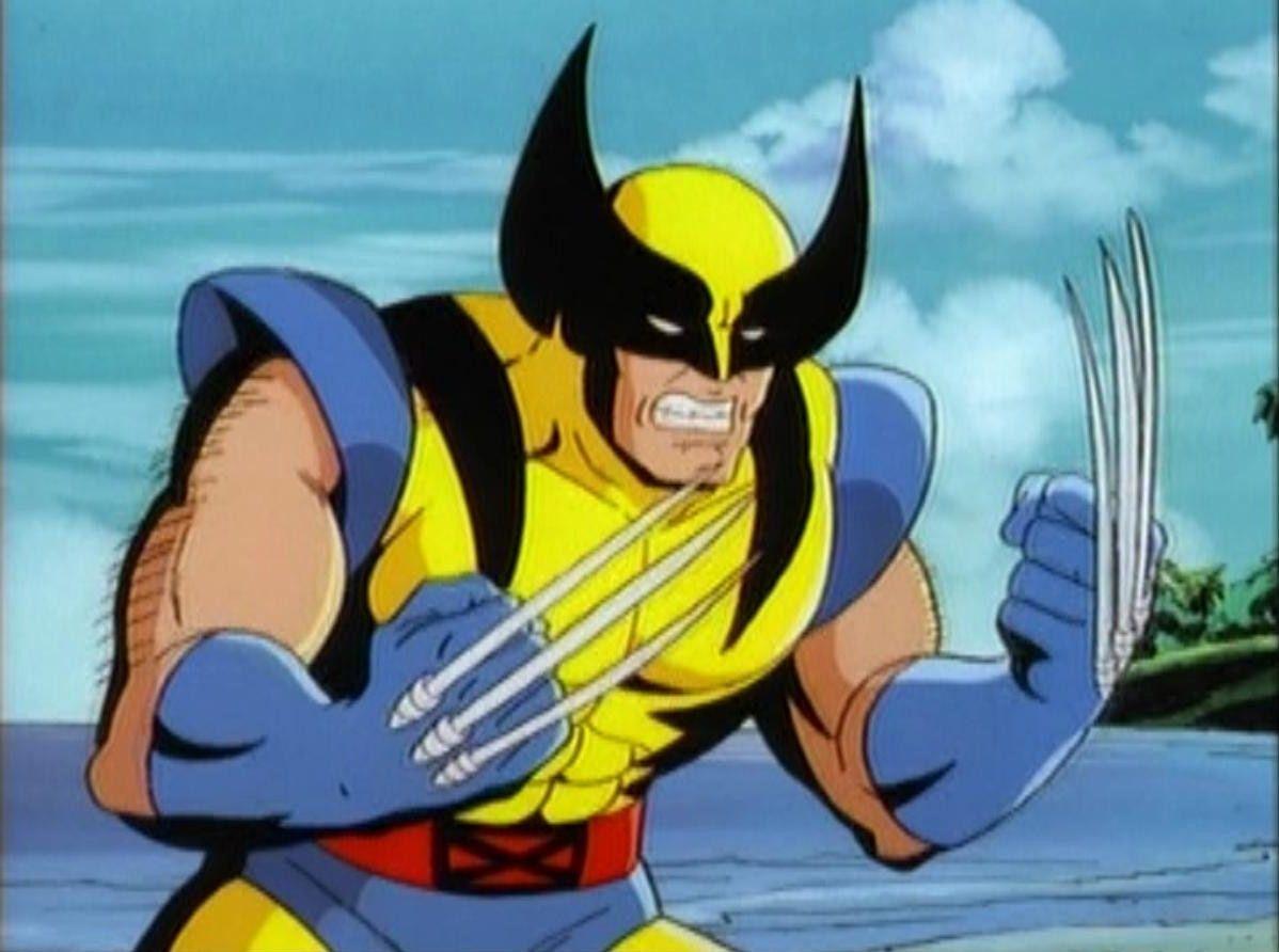 Wolverine X-Men: TAS