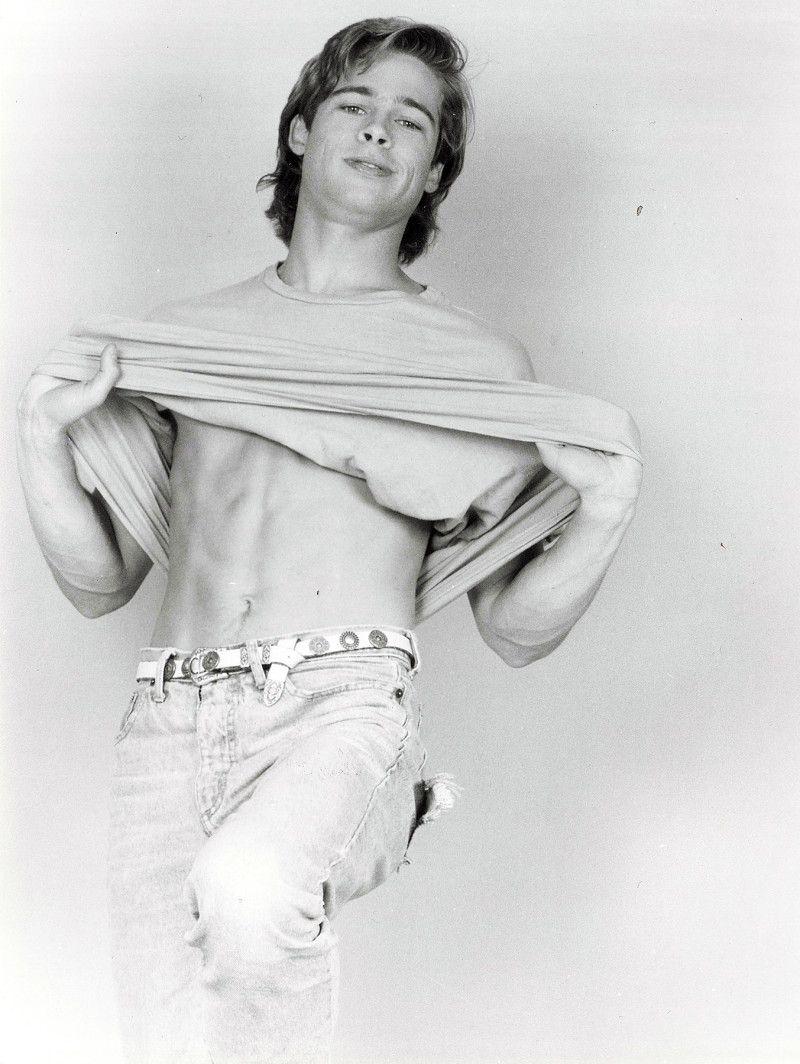 Brad Pitt Young