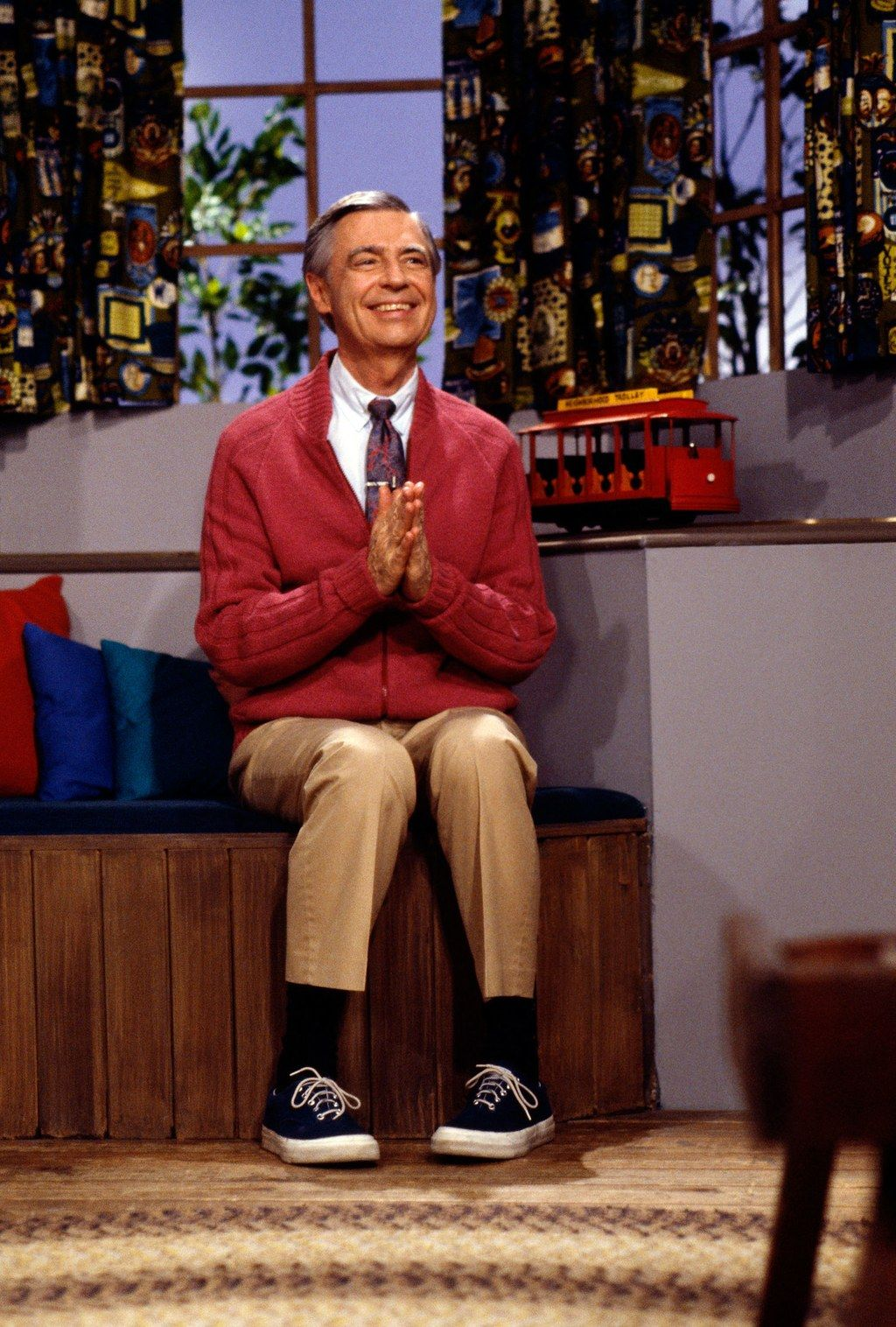 Mr. Rogers Neighborhood PBS