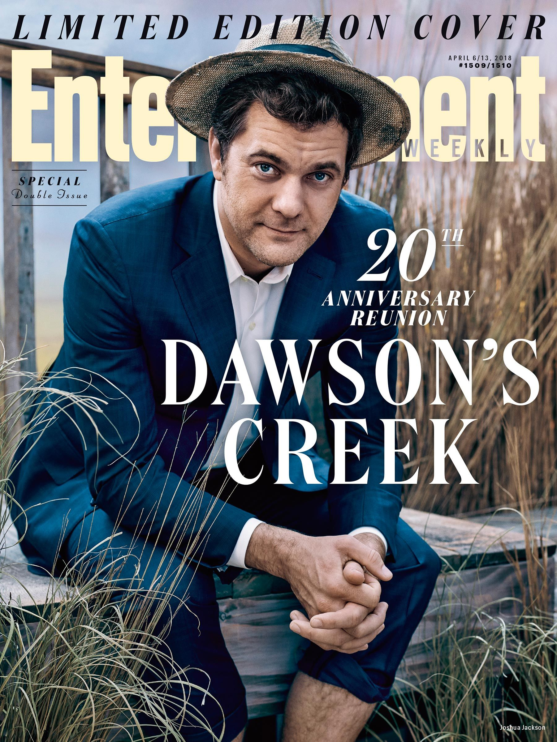 Entertainment Weekly Dawson's Creek Covers