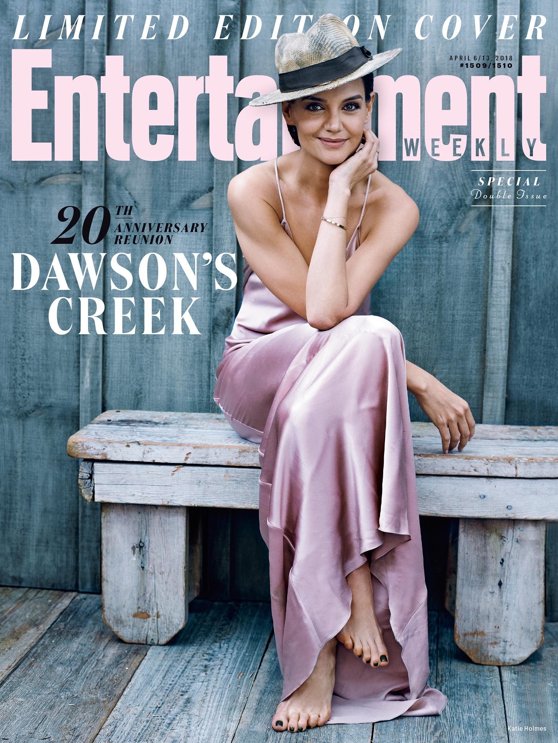 Entertainment Weekly Dawson's Creek Photos