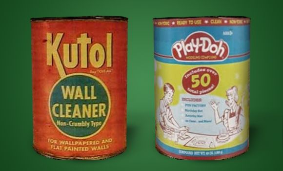 Original Play-Doh Container