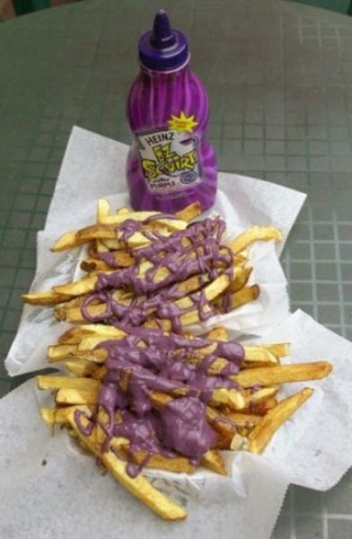 Purple Ketchup