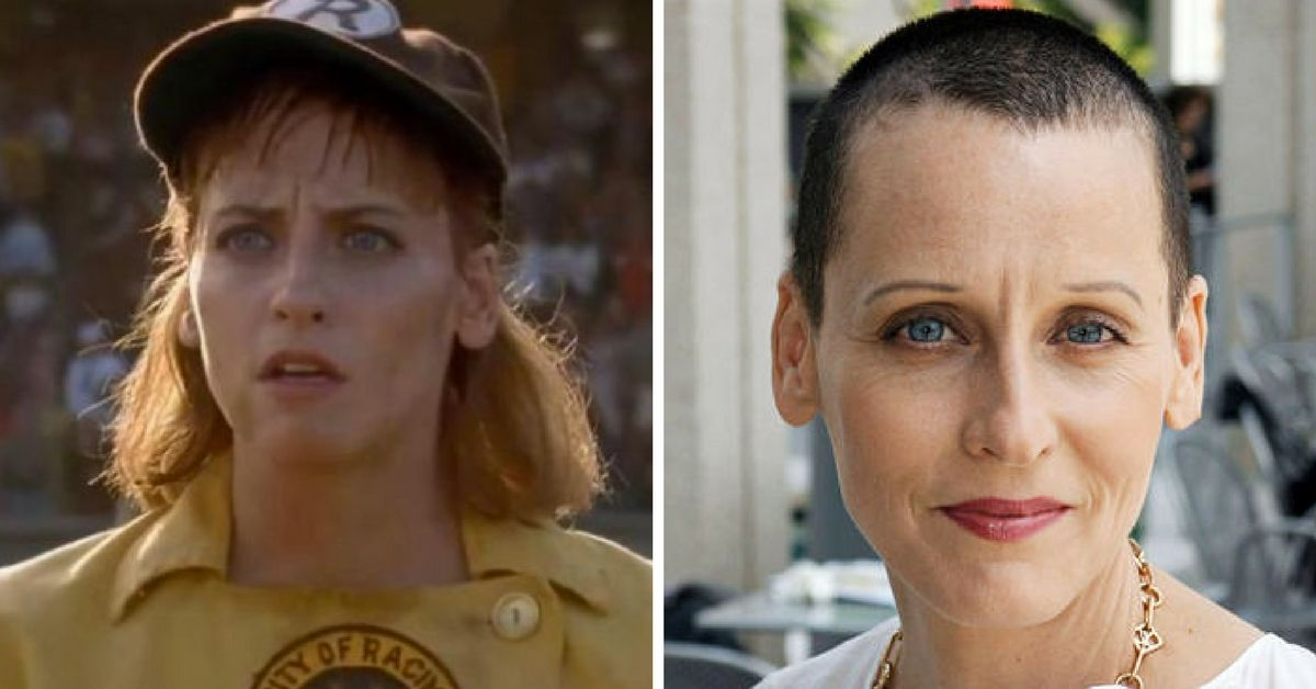 Lori Petty A League of Their Own