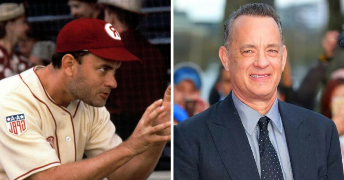 Tom Hanks A League of their Own