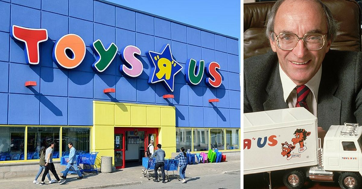 Founder Of Toys 'R' Us, Charles Lazarus, Has Passed Away At 94