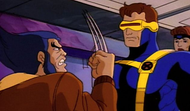 Wolverine and Cyclops X-Men