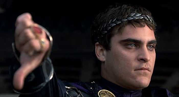Joaquin Phoenix Gladiator