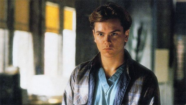 River Phoenix Dark Blood