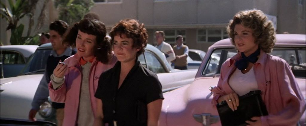 Grease The Pink Ladies