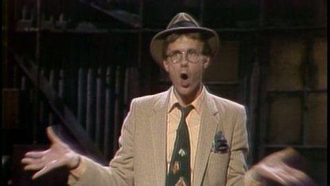 Harry Anderson SNL