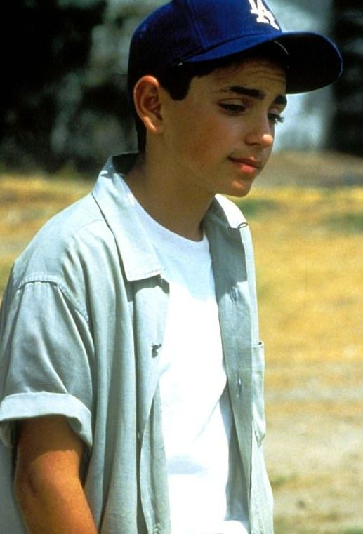 The Sandlot Mike Vitar