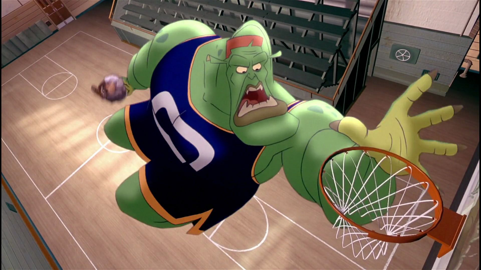 Spacejam Monstars