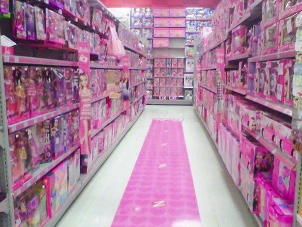 Barbie Aisle