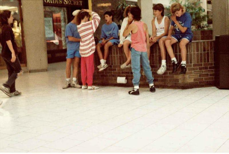 Mall Kids 80s