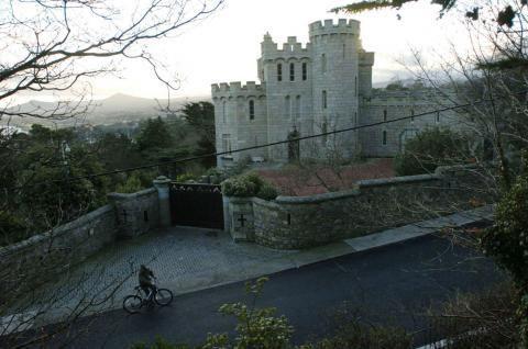 Manderley Castle