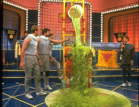 Slime Double Dare