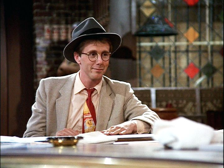 Harry Anderson Cheers