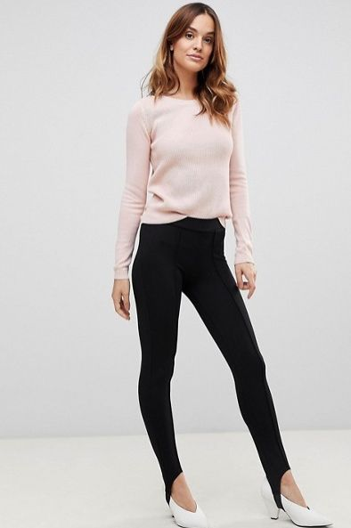 fbb3243cf Stirrup Pants Are Back In Style And We Don't Know How To Feel About It