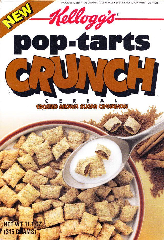 Poptart Crunch