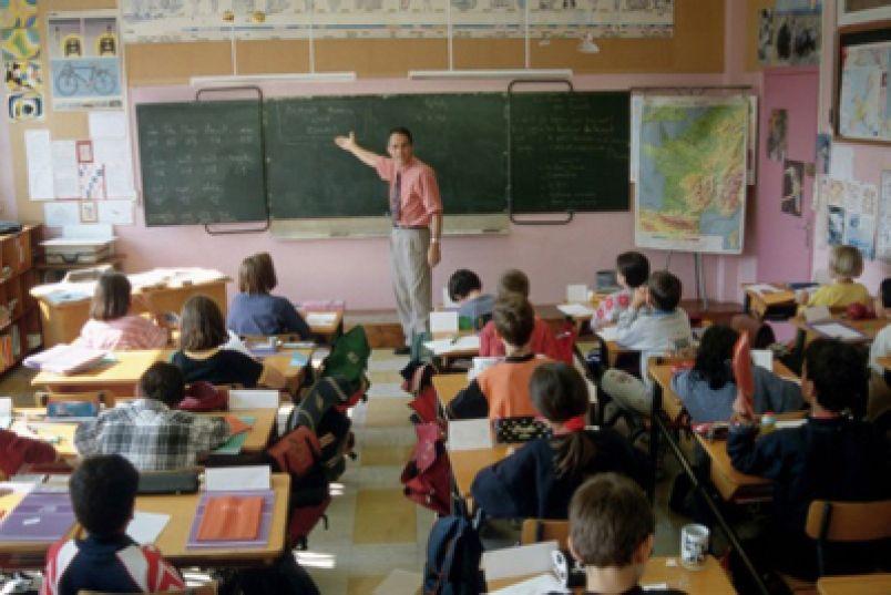 classroom 90s