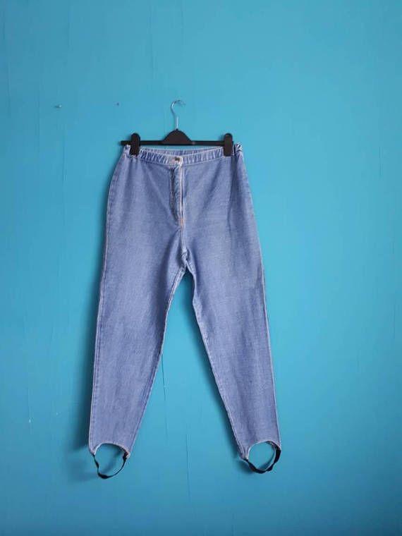 Stirrup Pants Jeans