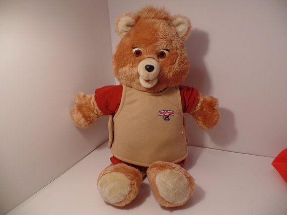 Teddy Ruxspin
