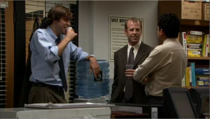 The Office Water Cooler