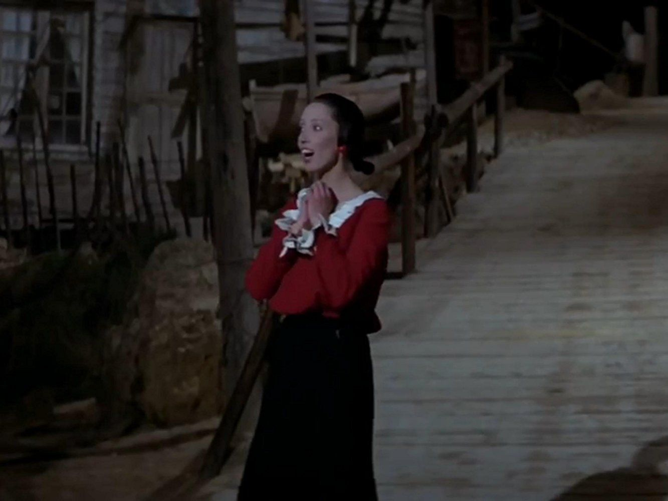Popeye Movie Shelley Duvall
