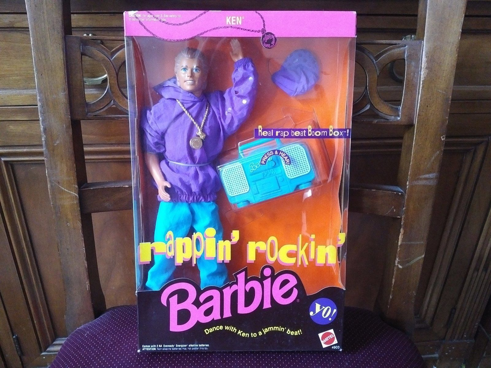 Rappin' Rockin' Ken