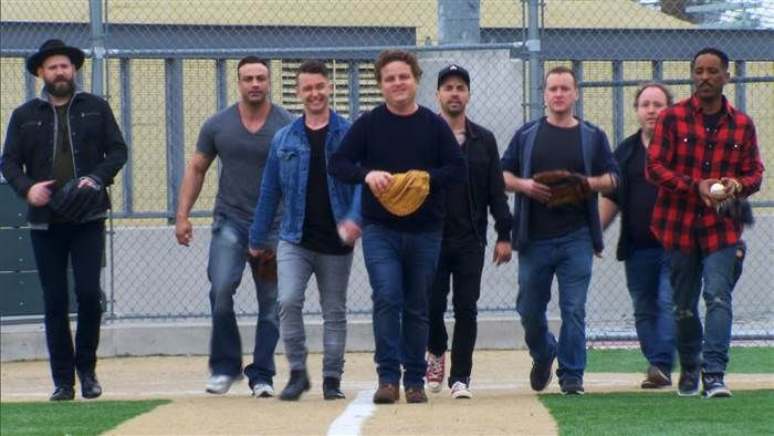 The Sandlot kids 25 years later