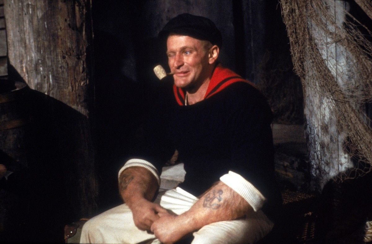 Popeye Robin Williams
