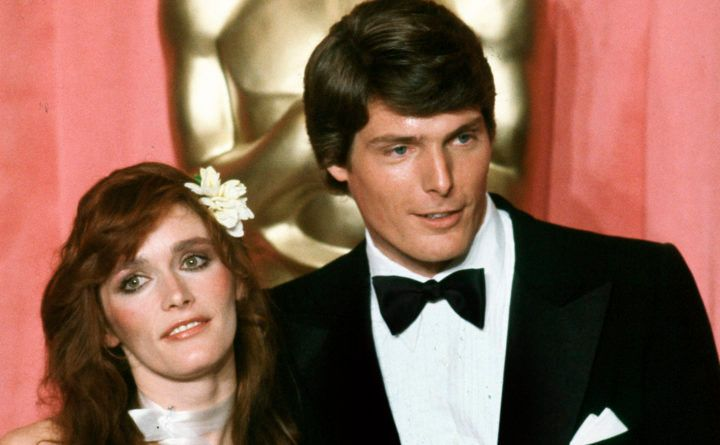 Margot Kidder Christopher Reeves