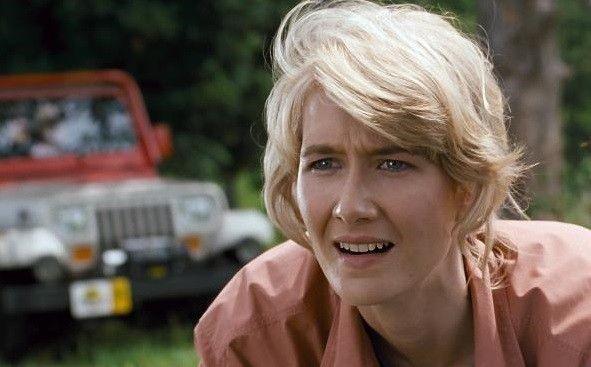 Jurassic Park Ellie