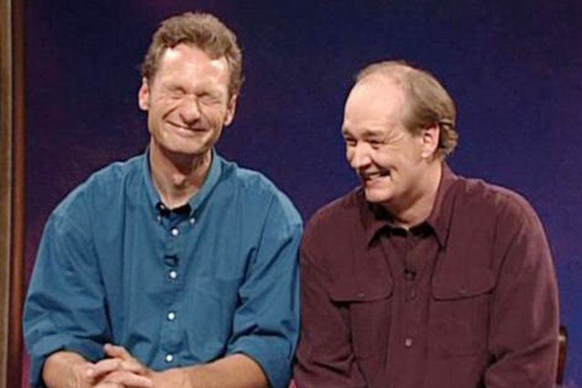 Ryan Stiles Colin Mochrie