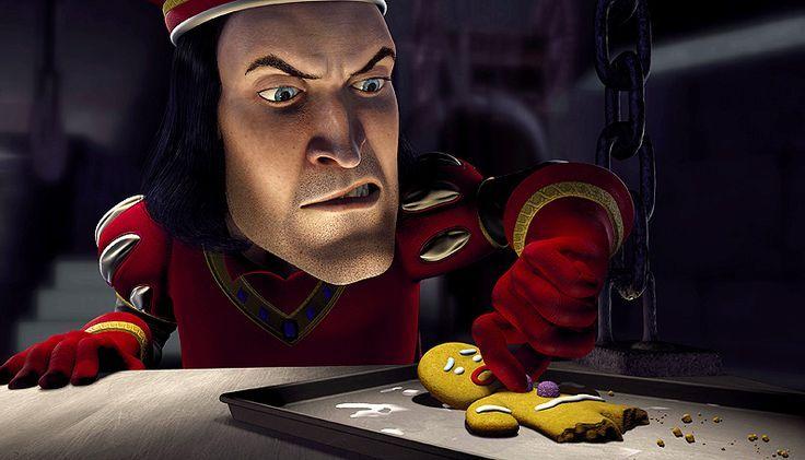 Shrek Lord Farquaad