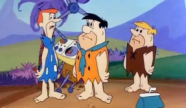 The Flintstones Jetsons