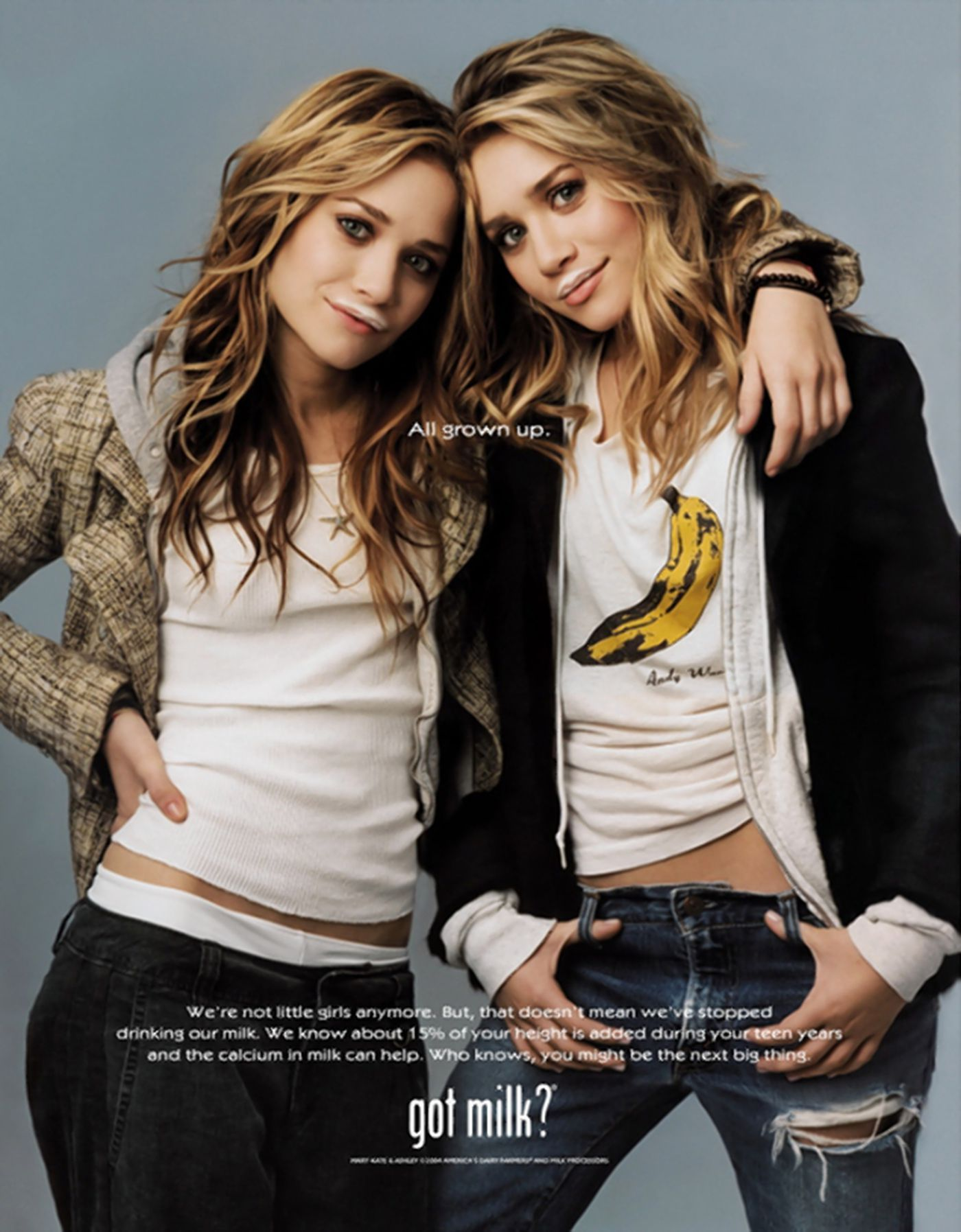 Got Milk Olsen Twins