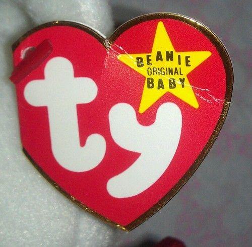 Beanie Babies Tag