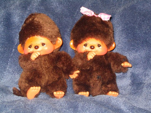 Monchhichi originals