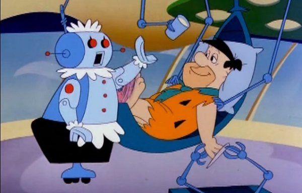 Flintstones Jetsons