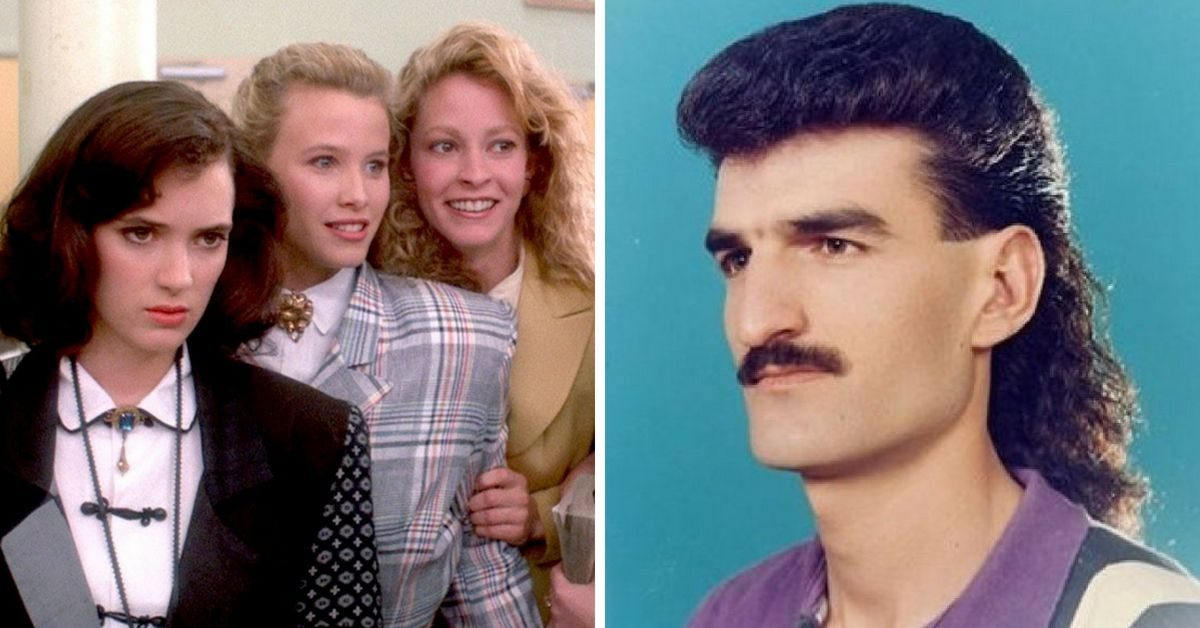 10 Fashion Disasters We All Suffered Through In The 80s