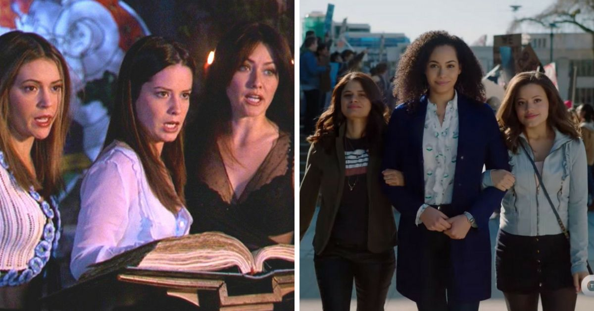 The Charmed Reboot Has Released Their First Trailer And People Aren't Happy