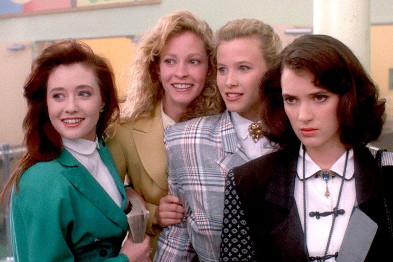 Heathers Shoulder pads