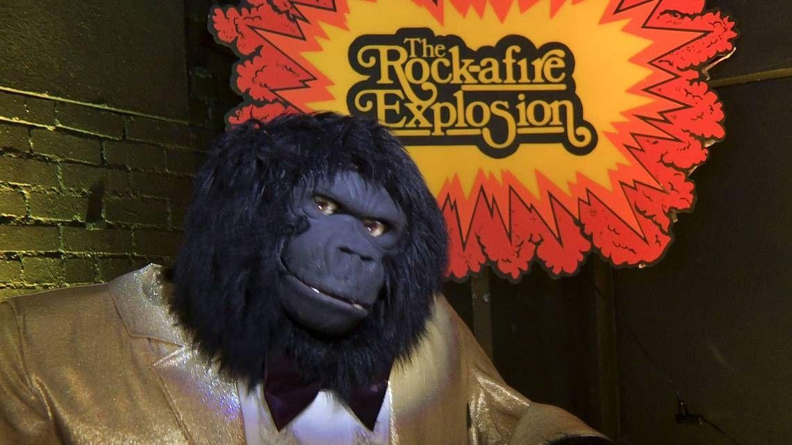 Rock-afire Explosion