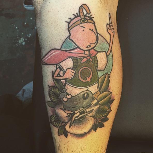 Doug Tattoo