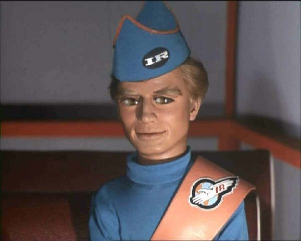 Thunderbirds Gordon