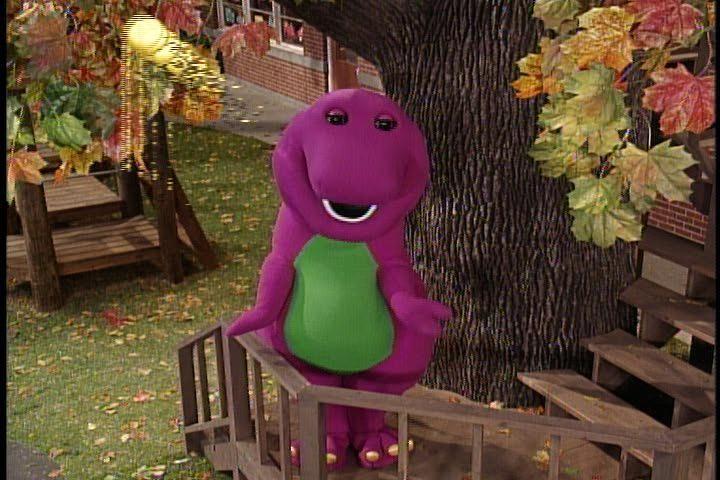 Barney's Treehouse