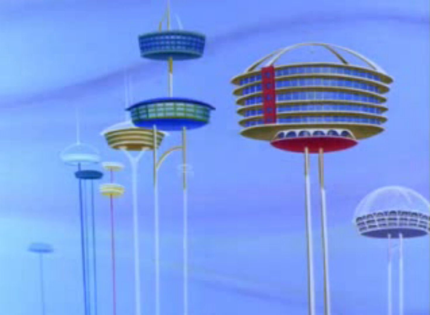 Orbit City Jetsons