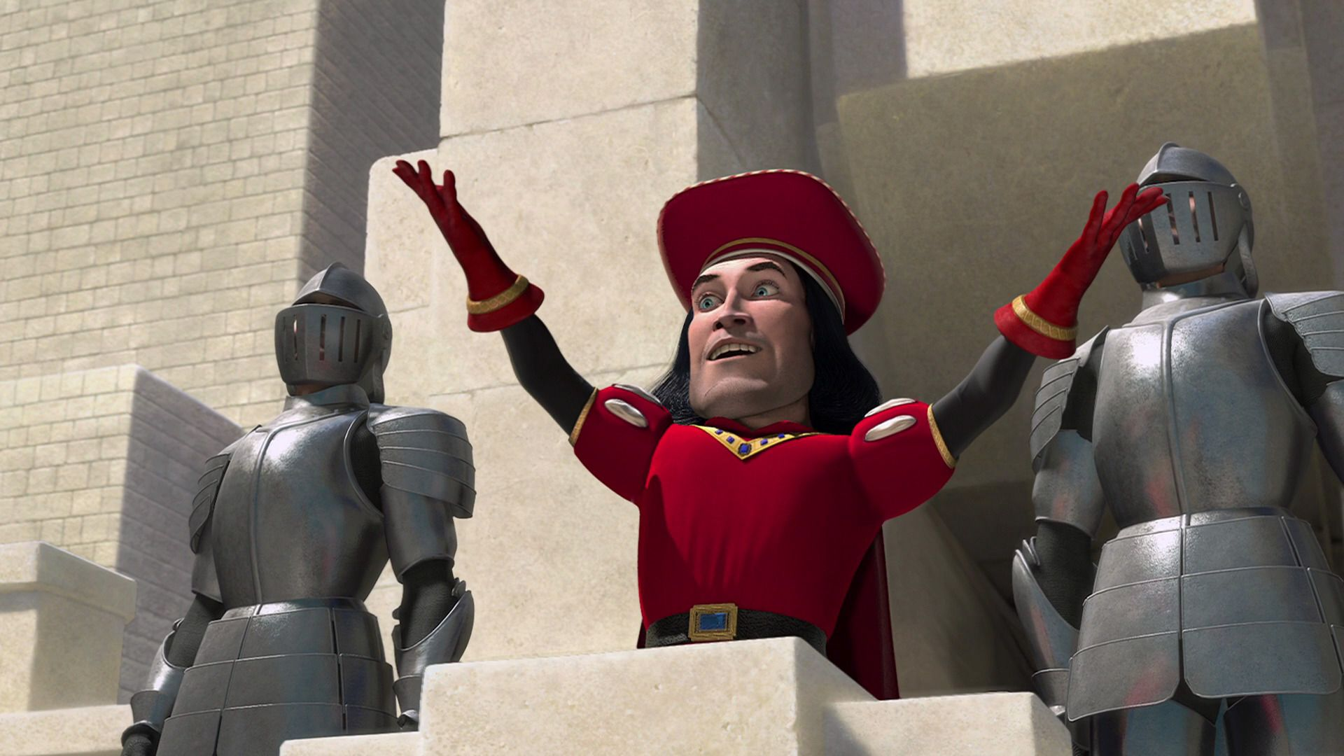 Shreak Lord Farquaad